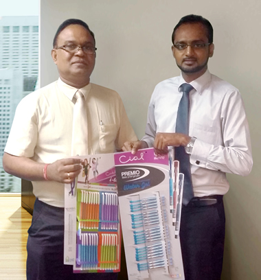 CIC owned Cial brand unveils new range of pens i-teen and Premio