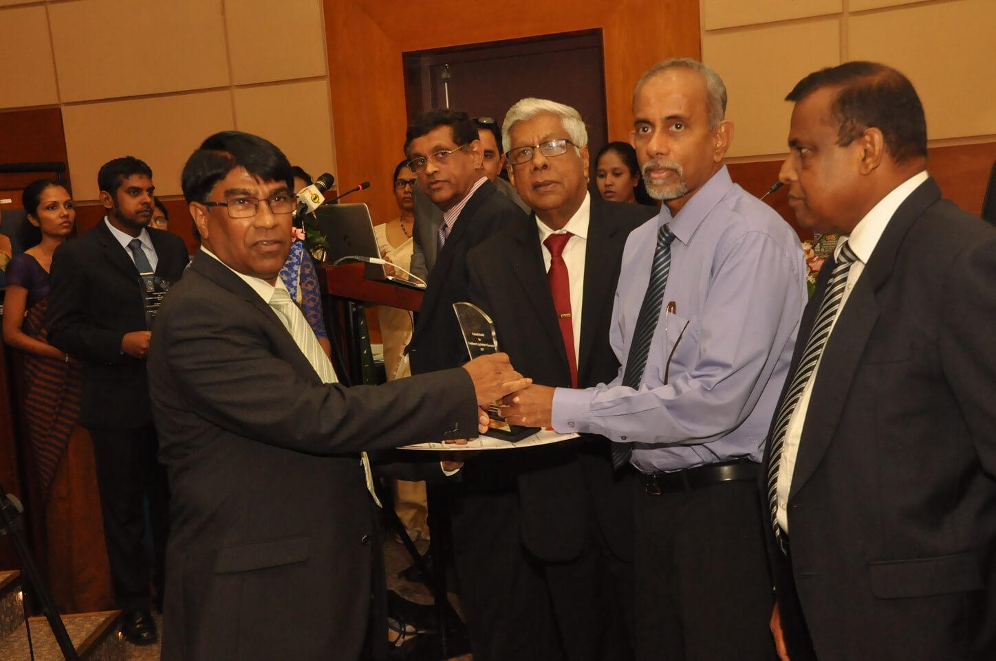 CIC wins the National award for the most Innovative Agriculture Research Work done in Sri Lanka