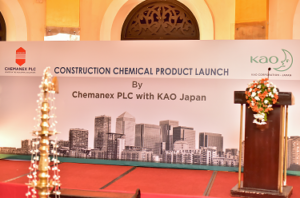 Chemanex partners with KAO to introduce world renowned